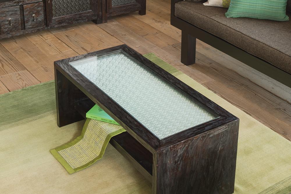 アジアン家具KAJA古材のローテーブル