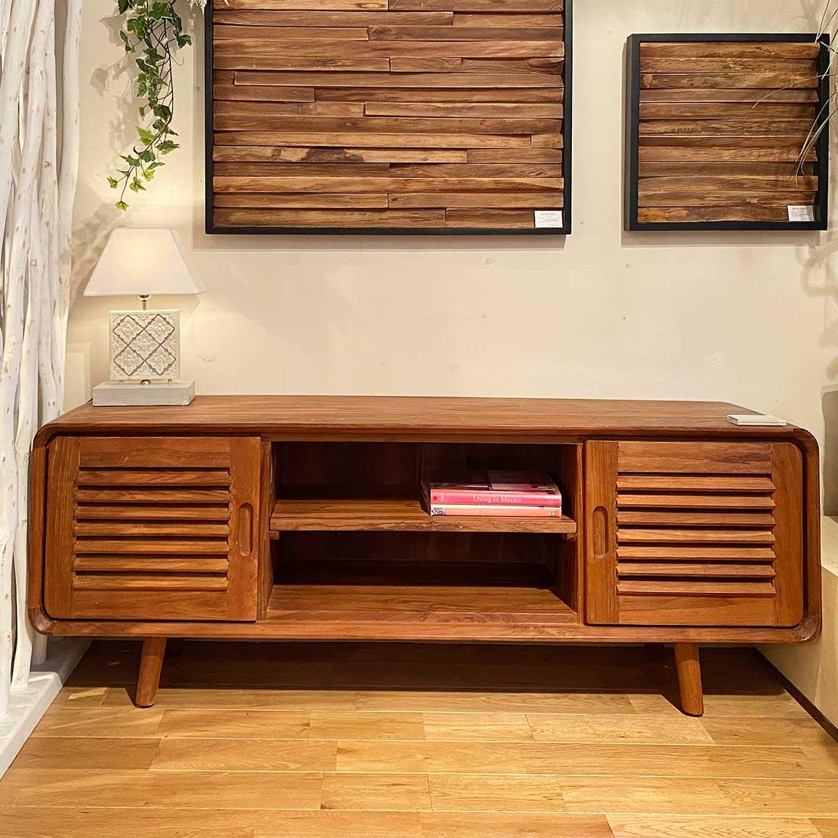 アジアン家具KAJAのテレビボード