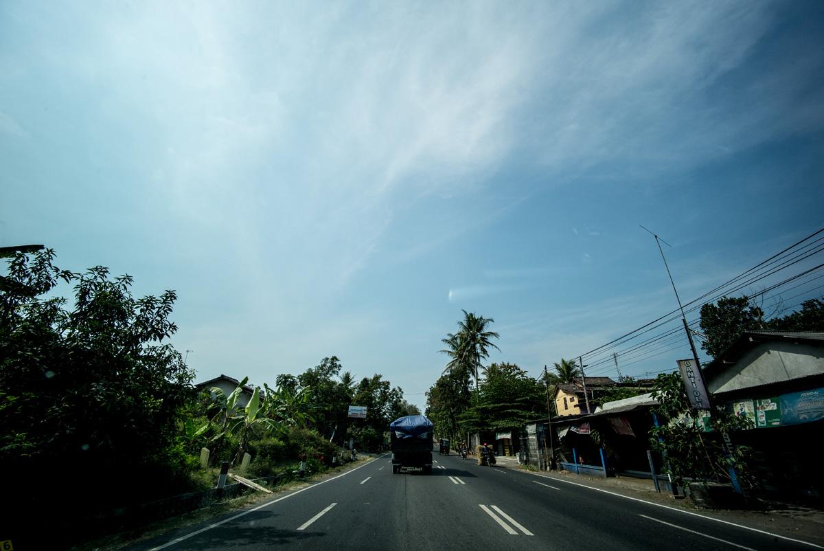 アジアン家具KAJAインドネシアの風景