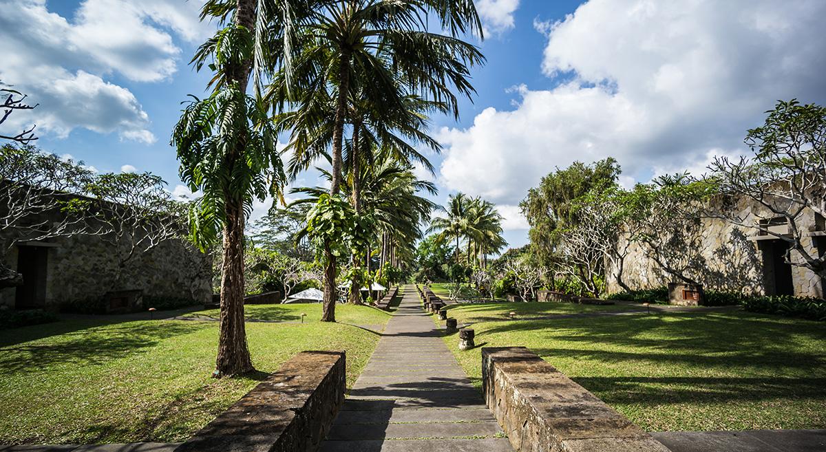 アジアン家具KAJAリゾートの本場バリ島の風景