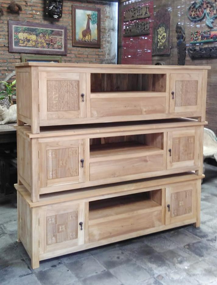 アジアン家具仕上げ前の家具