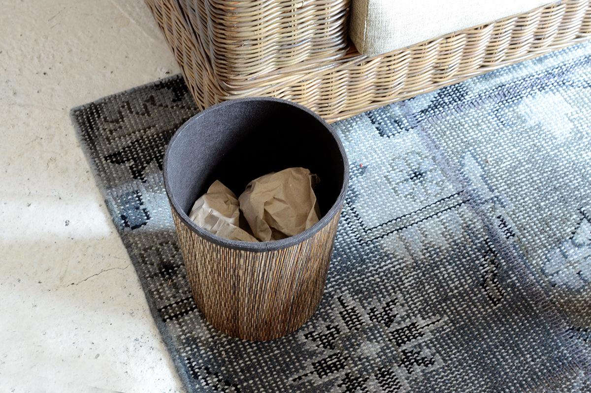 アジアン家具KAJAトイレットペーパー収納